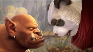 WoW: Mists of Pandaria - Siege of Orgrimmar Trailer