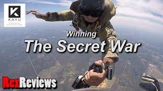 Winning the Secret War - KAYU ~ Rex Reviews