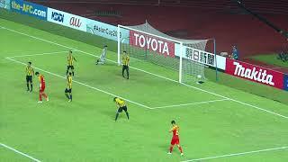 China PR 2-0 Malaysia (AFC U19 Indonesia 2018 : Group Stage)