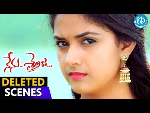 Xxx Mp4 Nenu Sailaja Movie Deleted Scenes Ram Keerthi Suresh Nenusailaja Telugu 3gp Sex