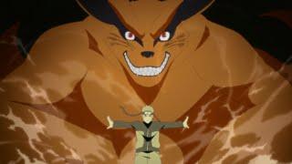 Naruto Transformação em Bijuu Mode