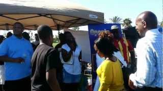 African Soccer Tournament Los Angeles 2012