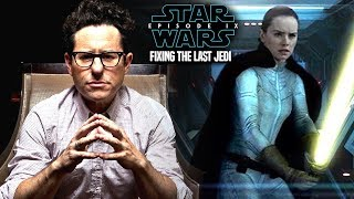 Star Wars! JJ Abrams Is Saving Star Wars In Episode 9 (Star Wars News)