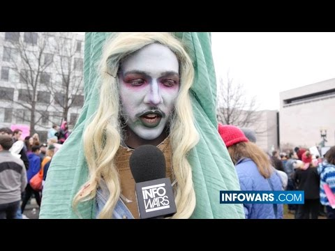 Xxx Mp4 Pussy Hats Triggered By Infowars Reporter 3gp Sex