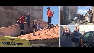 Incendio mortal en la calle Limón de Salamanca