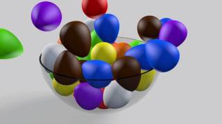 Learn Colors with 3D Colorful Surprise Eggs for Kids