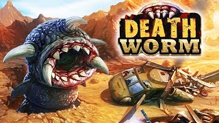 Death Worm - Giant Monster Part 3 - Worm And The City | Eftsei Gaming