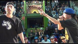 Duelo de Mcs Nacional 2014 - Eliminatória SP - T h vs Rato