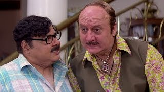 Anupam Kher in big confusion | Dhoom Dadakka
