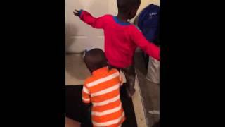 Children Praise Break