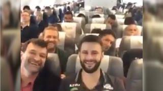 ULTIMO VIDEO Captado por Equipo Brasileño Antes de Accidente en Avión [GRABACION ORIGINAL]