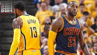 LeBron James Beat the Pacers By Himself [Raptors and Spurs Drop Games]
