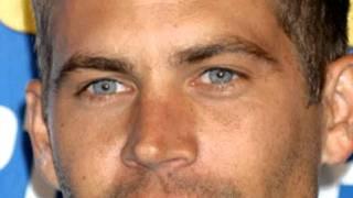 Paul Walker - pretty blue eyes...like cool water