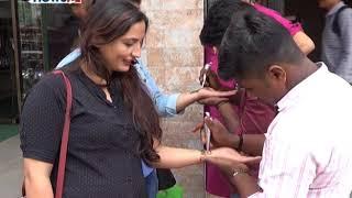 साउन भगवान शिवको प्रिय महिना,महिलाहरु हरियो चुुरापोतेमा सजिंदै - NEWS24 TV