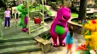 Barney & Friends: This Way In! This Way Out! (Season 7, Episode 12)