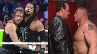 10 WWE Wrestlers Who Are Not Friends in Real Life Anymore