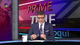 Anis Farooqui on Split of MQM over in Senate Election @Prime Time on TAG TV