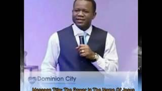 Pastor David Ogbueli: The Power In The Name Of Jesus