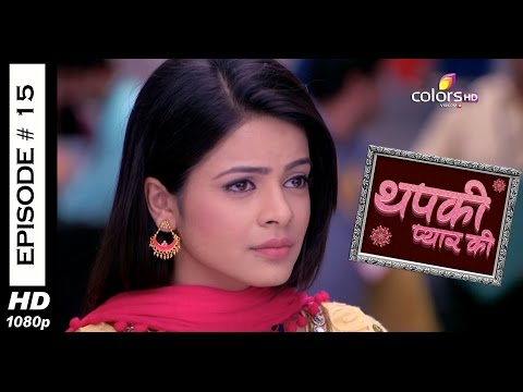 Thapki Pyar Ki - 10th June 2015 - थपकी प्यार की - Full Episode (HD)