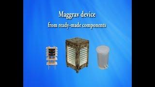 Magrav power -  how to make it