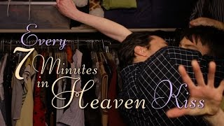 Every '7 Minutes in Heaven' Kiss