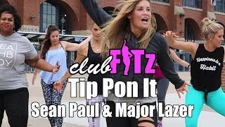 """""""TIP PON IT"""" by Sean Paul and Major Lazer 