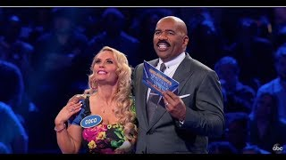 Coco and Lil Ice Fast Money – Celebrity Family Feud