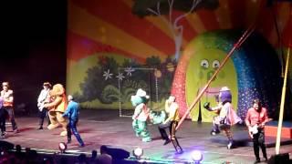Wiggles Farewell Tour- Aug 2012 - Big Red Car & Hot Potato