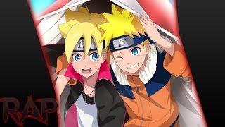 Rap do Minato, Naruto e Boruto | Famillia: 01 | Byakuran