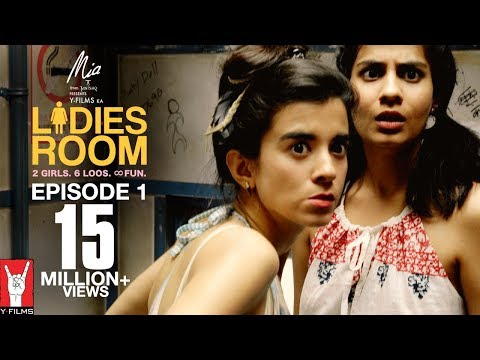Ladies Room Episode 01 Dingo & Khanna Get Caught With Pot