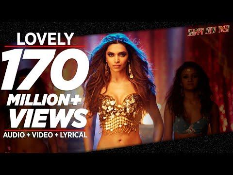 Official Lovely Full Video Song Shah Rukh Khan Deepika Padukone Kanika Kapoor