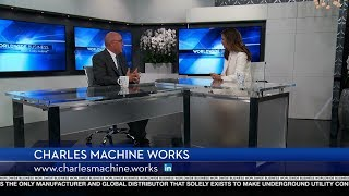 Charles Machine Works featured on Worldwide Business with kathy ireland®