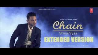 SHIVAI VYAS | CHAIN (Sanu ik pal) | EXTENDED VERSION
