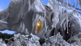 Double Sided Frost Burn! Ultraman Leo vs Blizzard