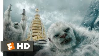 The Mummy: Tomb of the Dragon Emperor (7/10) Movie CLIP - Yeti Attack (2008) HD