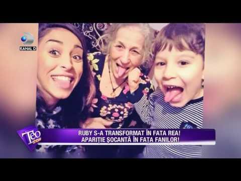 Teo Show (04.07.2017) - Ruby s-a transformat in fata rea! Editie COMPLETA