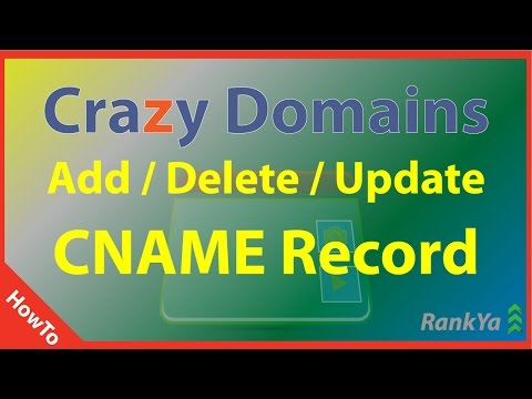 Xxx Mp4 How To Add CNAME Record Crazy Domains 3gp Sex