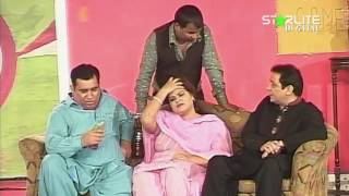 Best Of Nasir Chinyoti and Tahir Anjum New Pakistani Stage Drama Full Comedy Funny Clip