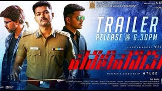 Vijay's Theri the only movie to release in Kerala at mid night!