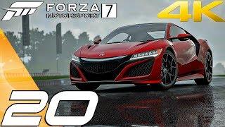 Forza Motorsport 7 - Gameplay Walkthrough Part 20 - Forza GP Championship [4K 60FPS ULTRA]
