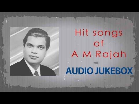 Hit Songs of A.M. Rajah | Malayalam Movie Songs Jukebox | Top 15 Songs