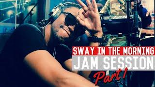 SITM Jam Session Part 1 w/ Robert Glasper, Lupe Fiasco, Rapsody, Anthony Hamilton and More