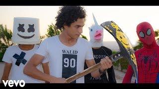 بقسماطة بالسمسم - احمد حسن ديس تراك | (فيديو كليب حصري 2018) - الي محمد خالد - وليدعبدالرؤوف