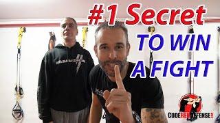 #1 Secret to Win a Street Fight