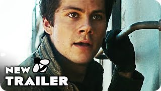 The Maze Runner 3 The Death Cure Trailer (2018)