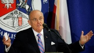 Giuliani is throwing gas on fire: Napolitano