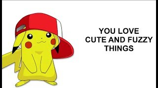 What Your Favorite Pokémon Says About You