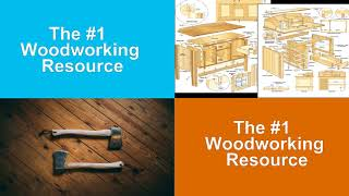 The #1 Woodworking Resource | Download 50 FREE Woodworking Plans for a Variety of Projects!