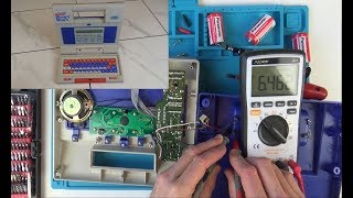 Trying to FIX a Faulty VTECH Talking Educational Toy