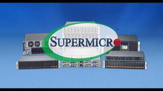 Better. Faster. Greener. Supermicro's Next Generation Servers